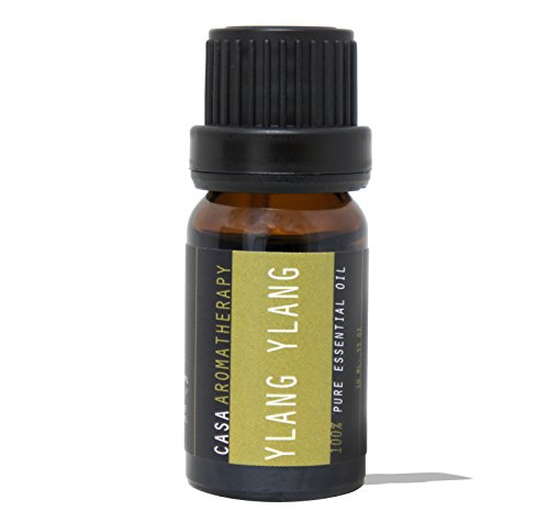 Casa Aromatherapy Ylang Ylang Essential Oil 100 Pure Therapeutic Oil