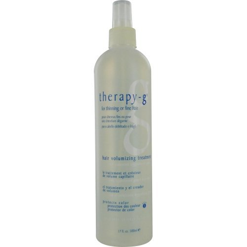 Therapy G Hair Volumizing Treatment Spray 17 oz by Therapy-g