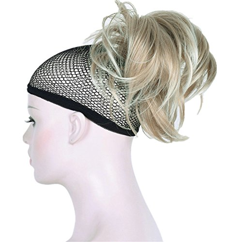StrongBeauty Ponytail Hair Extension Hairpiece Short Clip In Claw Wigs For Women Aamzing Shape For You 15BT613