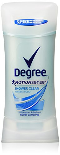 Degree Motionsense Anti-perspirant & Deodorant, Shower