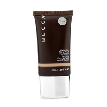 Becca Matte Skin Shine Proof Foundation - Bamboo