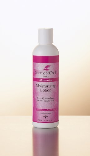Medline Soothe Cool Herbal Lotion 8 Ounce - Case of 12