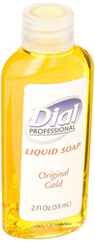 Alimed Liquid Dial Gold Soap 2 OZ-48 Per Case