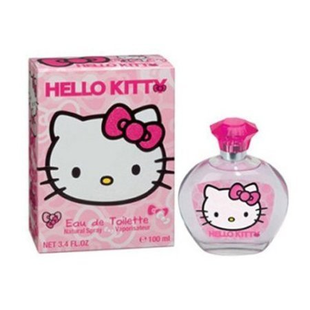 Hello Kitty Perfume By Sanrio Eau De Toilette 100ml34 Floz Spray For Women