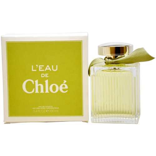 Parfums Chloe LEau De Chloe Eau De Toilette Spray for Women 34 Ounce