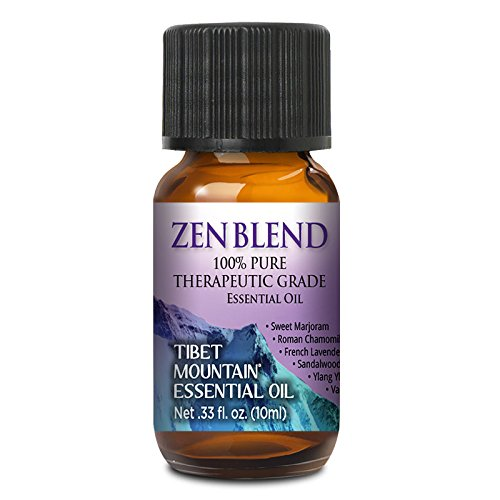 Tibet Mountain Essential Oil - Zen Blend 10 ml