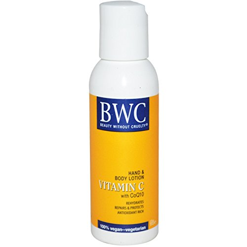Beauty Without Cruelty Hand Body Lotion Vitamin C With CoQ10 2 pack of3