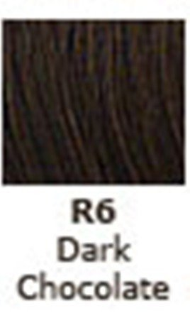 Jessica Simpson HairDo 22 Inch Clip-in Straight Extension R6 Dark Chocolate