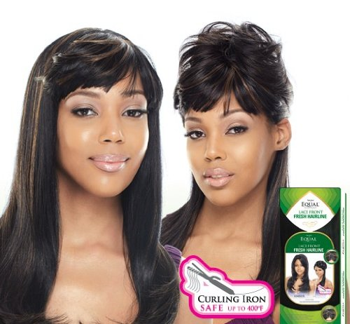 MONICA - Shake N Go Freetress Equal Lace Front Fresh Hairline Wig GF8642