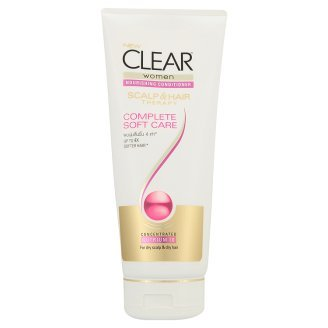 Clear Women Complete Soft Care for Dry Scalp Dry Hair Nourishing Conditioner 320ml 1082 Oz