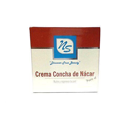 Crema Concha de Nacar 55g  Mother of Pearl Cream