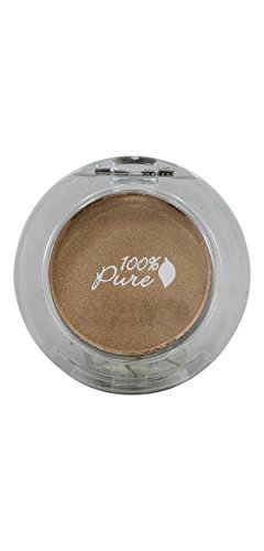100 Pure Pressed Powder Eye Shadows Champagne by 100 Pure