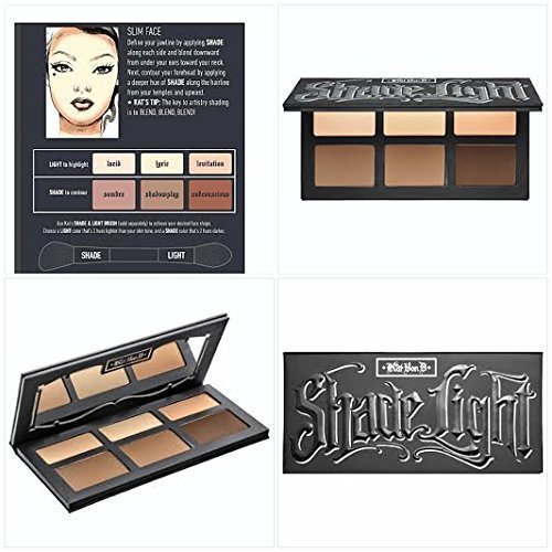 KAT VON D Shade  Light Contour Palette - 100 Authentic by Kat Von D by Kat Von D