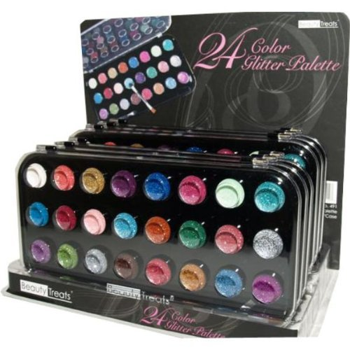 BEAUTY TREATS Glitter Cream Palette - BT491 by DDI