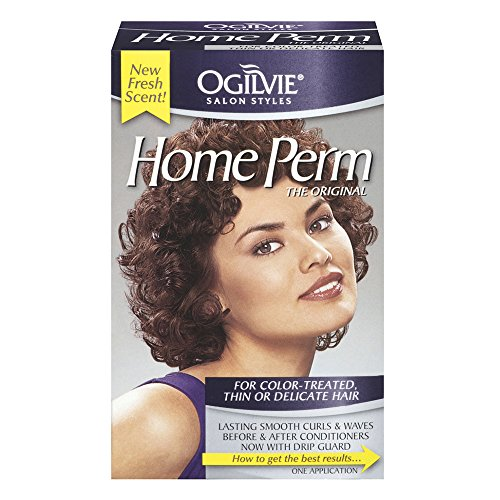 Ogilvie Home Perm for Color Treated Hair 094 Pound