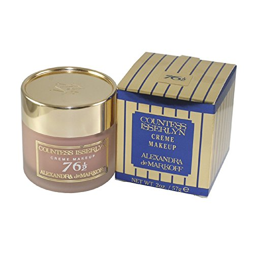 Alexandra De Markoff For Women by Alexandra De Markoff Countess Isserlyn Creme Makeup 2 oz 76 12