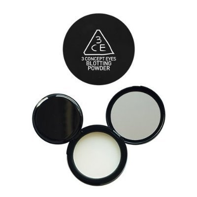 Style Nanda _3 CONCEPT EYES BLOTTING POWDER 8g moisture sebum control oil absorption by Style Nanda