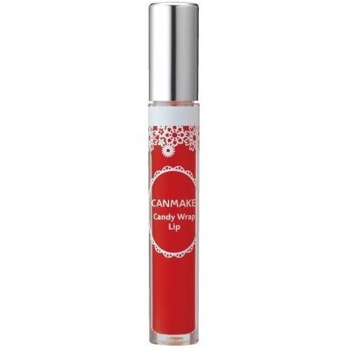☀CANMAKE☀ Candy wrap lip Serum Color 04 Lady Strawberry - Japan quality