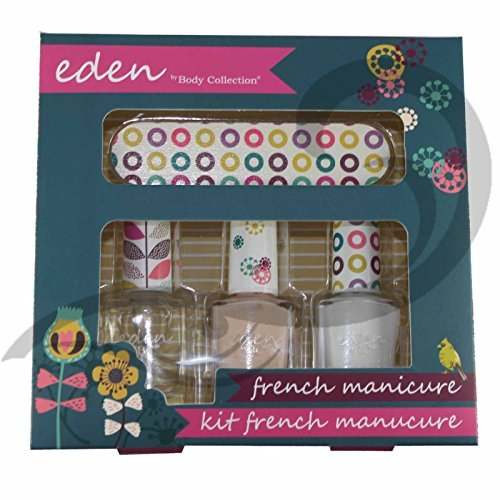 Eden French Manicure Kit by Body Collection by Body Collection