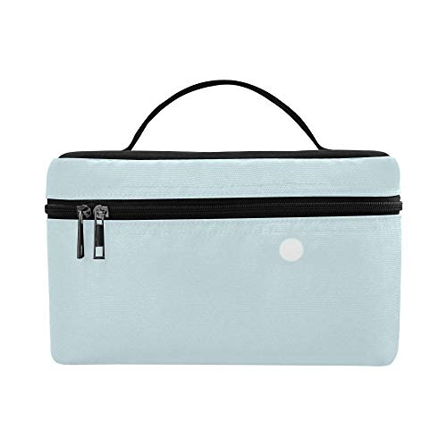 Makeup Bag Sturdy Cosmetic Bags Hippo Outdoor Play Happy Large Handbags Travel Makeup Bag Organizer Work For Girls Tote