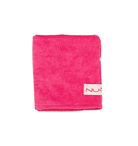 NuMe Microfiber Hair Wrap Towel Blue