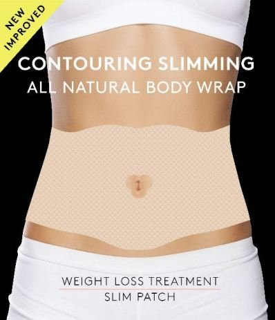 Contouring Slimming All Natural Body Wrap 15 Applications