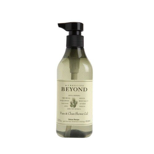 Beyond Pure And Clean Shower Gel 450ml