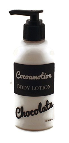 Cocoamotion Chocolate Mint Cocoa Butter Body Lotion 8 oz