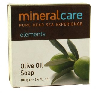 Mineral Care Olive Oil Soap - Pure Dead Sea Experience DELIVERY 5-7 BUSINESS DAYS  SHIPPING DEAD SEA PRODUCTS ORIGINATING FROM ISRAEL 3INX3INX1IN