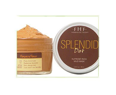 Farmhouse Fresh Splendid Dirt Face Mud Mask Pumpkin Puree