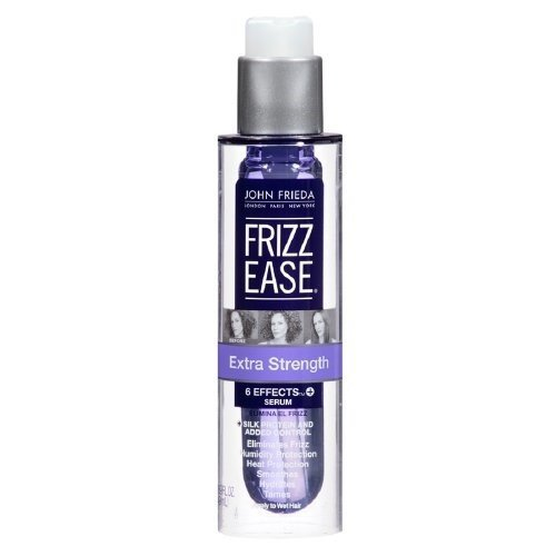 John Frieda Collection Frizz-Ease Hair Serum Extra Strength Formula -- 169 fl oz Pack of 3