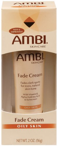 Ambi Skincare Oily Skin Fade Cream 2 Ounce pack Of 2
