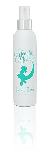 Moonlit Mermaid Sunless Tanner 6oz bottle