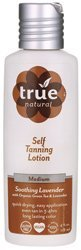 True Natural All Natural Self Tanner 3 oz 84 g by True Natural