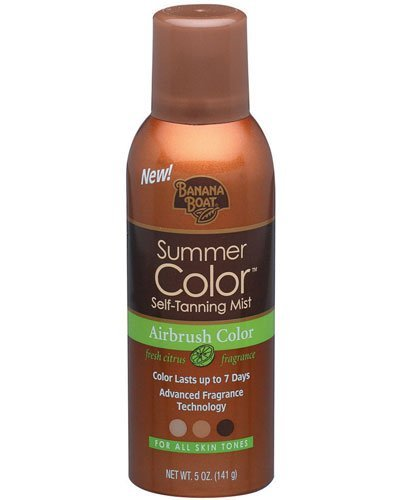 Banana Boat Summer Color Self Tanning Mist by Banana Boat