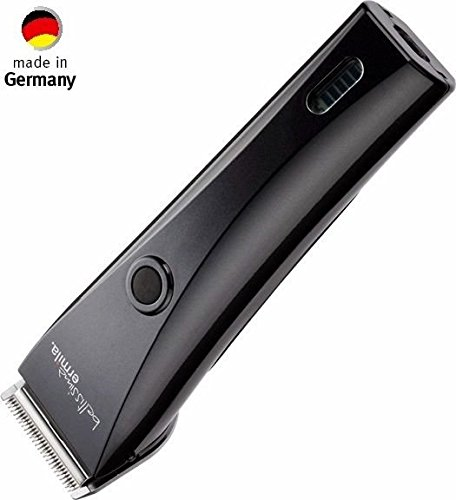 Ermila 1870 Bellina antracite Black Premium Cordless Hair Clipper with Lithium-Ion Technology 100-240V