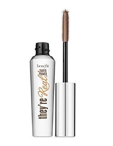 Benefit Cosmetics Theyre Real Tinted Eyelash Primer Travel Size - 014 oz by Benefit Cosmetics