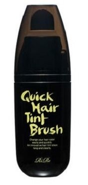 Rire - Quick Hair Tint Brush - Hair Treatment - Hair Colour - Styling Products Brown