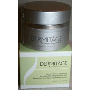 Dermitage Skin Renewal Complex with Rejuvaline Facial Boost 174 Oz