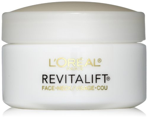 LOreal Paris RevitaLift Anti Wrinkle  Firming FaceNeck Contour Cream