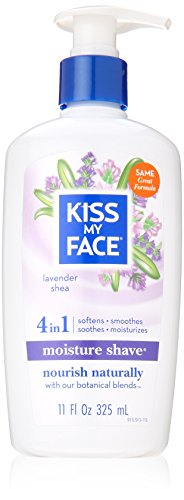 Kiss My Face - Lavender And Shea Moisture Shave 11